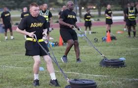Army Combat Fitness Test Fiasco Slides Reveal 84 Of Women