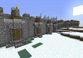 minecraft village wall designs Google Search minecraft