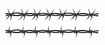 wire fence transparent. Barbed Wire Png Transparent Images. Pluspng Fence