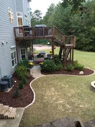 Small Picture Best 25 Deck landscaping ideas only on Pinterest Pool furniture