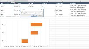 How To Create A Gantt Chart In Powerpoint 2019