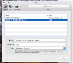 This doesn't bother me yet, as additionally, with catalina i believe apple is pushing driver developers to move from using kernel extensions (kexts) to writing their drivers with. Install Epson Xp 245 Apple Community