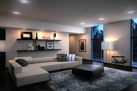 Dark Grey Carpet Living Room Interior Design Ideas Living Room Gray
