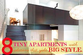 5 SpaceSaving Tips For A Tiny Apartment  Ardor New York Real Space Saving Tiny Apartment New York