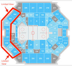 Barclays Arena Hockey Seating Chart Brooklyns Barclays Center Might Have The Worst Seat In