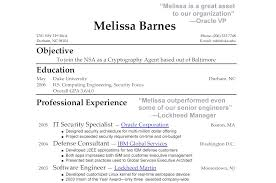 high school in resumes