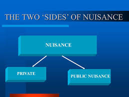 Image result for nuisance negligence