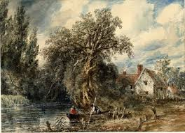 lott s cottage is a 16th century cottage in flatford east bergholt suffolk england that features in john conle s painting the hay wain see