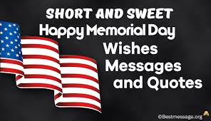Happy Memorial Day Messages Thank You Texts For Veterans On Memorial Best Memorial Day Thank You Quotes