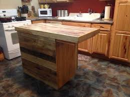 ... Kitchen Island, Wood Kitchen Island Table Wood Kitchen Island Cart  Unique Wooden Desk Tissue Roll ...