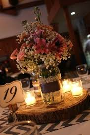 Mason Jar Wedding Decoration Ideas fall wedding centerpiece ideas with mason Mason Jar Wedding 2