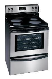 220 volt frigidaire 30 smooth top fff334fc electric range stainless