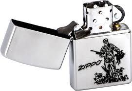 Бензиновая <b>зажигалка Zippo Z_205-Duck-Hunting</b> — купить в ...