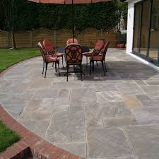 red brick furniture. remarkable natural patio stone pavers from charcoal grey marble with red brick raised porch floor edging also black metal garden furniture set round