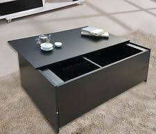 Wonderful Black Coffee Table With Storage And Seating The Beauty Concept Ideas
