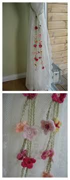 Free Crochet Curtain Patterns Custom Inspiration Ideas