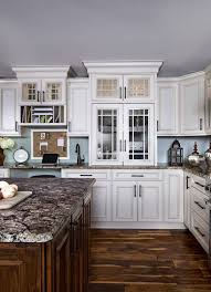 rustic kitchen remodeling project by ksi kitchen macomb twp mi
