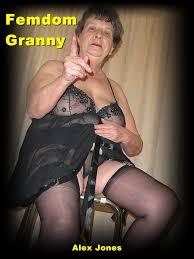 Femdom sex granny bondage