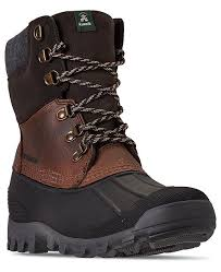 Mens Hudson 5 Winter Boots From Finish Line