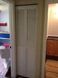 linen closet doors npnurseries home design the need of door ideas