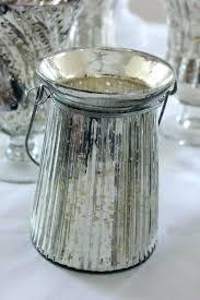 silver 5 hanging mercury glass lanterns reception decoration solar lantern metal hurricane and m
