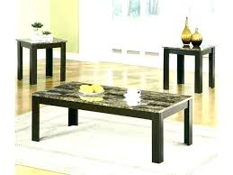 two piece coffee table set of three coffee tables 3 piece glass coffee table set three