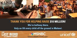 you helped us raise 10m for kindfund you can still help