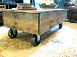 coffee table industrial cart industrial ottoman coffee table coffee tables industrial cart coffee table hardware decoration