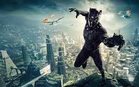 Wallpaper 4k Black Panther 4K 8K 2018 ...