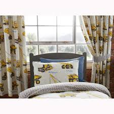 Lined Bedroom Curtains Boys Bedroom Curtains 66034 X 72034 In Various Designs Fully