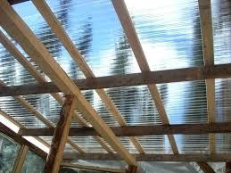 corrugated plastic roof panels corrugated greenhouse corrugated fiberglass roofing panels installation