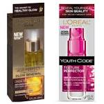 L oreal face serum