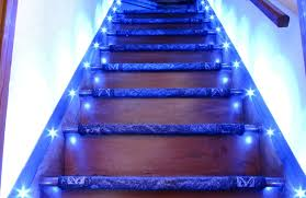 automatic led stair lighting. photo alan parkeh automatic led stair lighting s