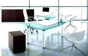 glass top office furniture. Desks Glass Top Office Furniture