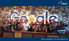 google inc office. Webcast Technologies, Inc. (WTI) Visits The New Google Philippines Headquarters Located In Upscale McKinley Hill Village Bonifacio Taguig City. Inc Office