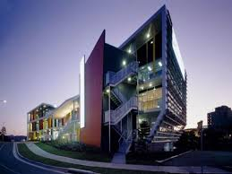 contemporary office building. Contemporary Office Building That Make Impressive: Bermuda Themed With Spectacular Architecture A