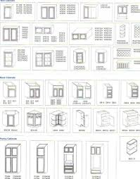 Awesome Dimension Na Throughout Kitchen Cabinet Sizes Chart