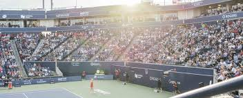 Paradigmatic Rogers Cup Toronto Seating Chart 2019