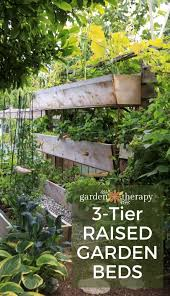 vertical garden bed a unique raised