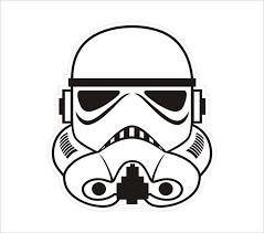 Star Wars Stormtrooper Coloring Pages Charlie Natalie Bday