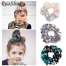New Fashion <b>Korean</b> Style Girls Women Hair Accessories <b>Multi</b> Fur ...