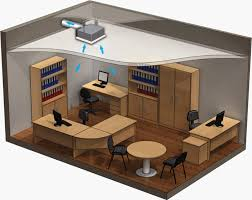 vents vp fan office ventilation example