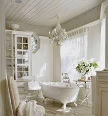 a little touch of elegance goes a long way in a bathroom with an otherwise simple bathroom chandelier lighting