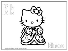 Find out the hello kitty coloring pages that will just give your little one immense fun. Free Hello Kitty Coloring Pages
