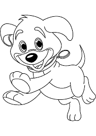 Animaux Coloriage Chiot Coloring Chitas Coloriage Chiot Et Chaton