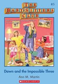 Baby Sitters Wanted 25 Book Characters You Wanted To Be As A Kid The Baby