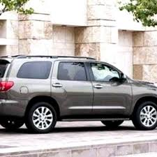 2017 Toyota Sequoia Platinum Accessories | Toyota Recommendation ...
