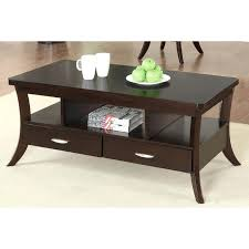 coffee table espresso finish coaster furniture wood coffee table espresso hayneedle oval finish masterco lift top