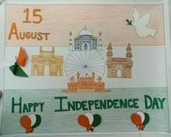 Make A Chart On Independence Day Brainly In