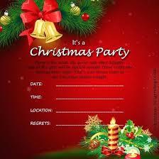 Free Holiday Party Templates Xmas Party Invite Templates Bahiacruiser